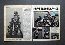 AB56 - Clipping-Ritaglio - 1978 - MOTOCICLISMO , MUNCH MAMMUT TTS