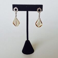 Antica Murrina Sparkle 6--Murano Glass Drop Earrings
