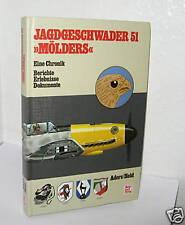 """Jagdgeschwader 51 """"Mölders"""" - G. Aders / W. Held"""