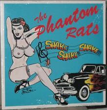 "PHANTOM RATS Shake' 10"" lp nude cover cheesecake supersnazz 5678s jackie cedrics"