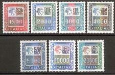 1978-87 ITALIA ALTI VALORI 7 VALORI MNH ** - ED7780
