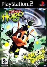 Agent Hugo - Lemoon Twist PS2