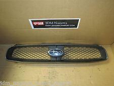 JDM 2004-2005 Subaru IMPREZA WRX STI V8 Blobeyes Front OEM Bumper upper Grille