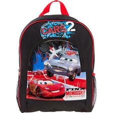 Marque Disney Cars 2 Rouge/Noir Garçons Sac à dos
