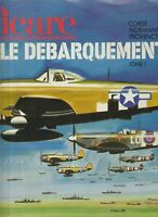 Revue Icare No.109 (1984) Debarquement - French Air Force 1944, P-47, Sptfire