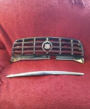 1997-1999 CADILLAC CATERA FRONT GRILL TRIM AND HOOD TRIM