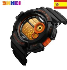 RELOJ DE PULSERA SKMEI  DEPORTIVO  WATCH SPORTS MONTRE OROLOGIO LED s-shock 137