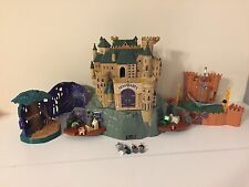 Harry Potter Hogwarts Castle With Movement & Sounds, People, Polly Pocket Lot