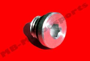 Eaton M45 M65 Kompressor Öl-Einfüll-Schraube Verschlußschraube mit Dichtung