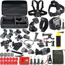 Outdoor Sport Camera Accessories Bundle Kit for Gopro hero 5 Session 5 4 3+ 3 2