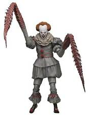 """It 2017 Dancing Clown Pennywise Ultimate figurine 7"""" action figure NECA"""