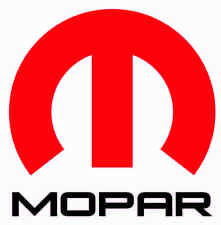 """Mopar big M Red X Large Decal 24"""" in size Free Shipping"""