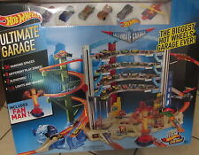 HOT WHEELS ULTIMATE GARAGE PLAYSET KIDS TOY REMOTE CONTROL