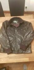 UrbanSpirit Coats & Jackets for Men Leather Outer Shell