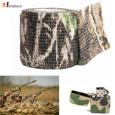 Tactical Camouflage Tape Stealth Hunting Tool Camo Cover Bandage For Scopes Gun
