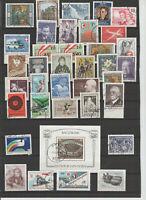 Austria Commems Collection  120 stamps