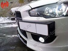 MV-Tuning Front Number Plate Bracket License EVO Style for Lancer X 10 2007-2009