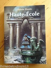 Haute-Ecole - Sylvie Denis