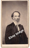 Antique 1865 CDV  Union Gen and Government Official J. Warren Bell   VERY RARE