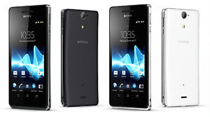 """Sony Xperia T LT30P Unlocked 4.5"""" 3G Wifi NFC Android SmartPhone"""