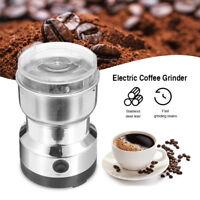 Electric Grinder Coffee Bean Spice Herbs Mill Blade Grinder Blender Kitchen Tool