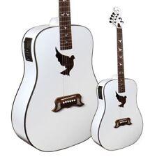 Guitares, basses et accessoires blancs droitiers 4/4