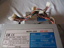 ALIMENTATION PC CB 235X ATX 2.01 bloc electrique 235W (11)