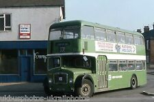 Lincolnshire Roadcar FLF 2709 ex Bristol Bus Photo