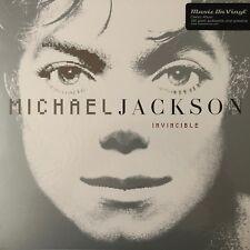 Invincible [LP] by Michael Jackson (180g LTD Vinyl 2LP),2010 Music On Vinyl