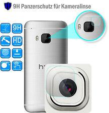 Orig. Kameralinse Objektiv HD+ 0.2mm Gorilla Panzerglas MAX Schutz HTC One M9 ▀