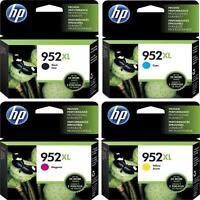 1 SET HP GENUINE 952XL Black & Color Ink (NO RETAIL BOX) OFFICEJET PRO 8710 8715