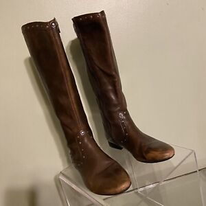 Born Leather Boots - Sz 7/38