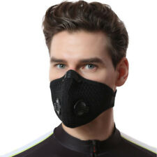 New Half Face Respirator Mask Dust Proof Filtered Activated Carbon Filtration