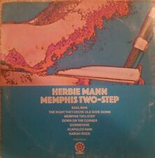 HERBIE MANN - MEMPHIS TWO STEP - VINTAGE VINYL LP 1971
