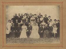 Photo de mariage France Tirage argentique vers 1930