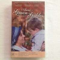 Anne Of Green Gables The Continuing Story VHS Video Tape Megan Follows Movie