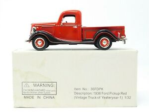 1/32 Scale National Motor Museum Mint 36FDPK 1936 Ford Pickup Collectable