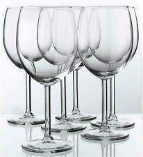SVALKA Wine Glass SET OF 6, 10 0z. NEW