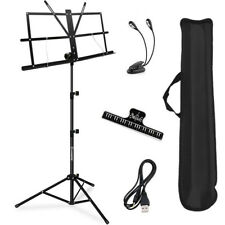 Music Stand Lovin Product Professional Collapsible Orchestra Portable and W220