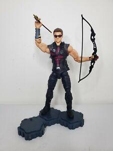 "Marvel Legend Avengers Movie Hawkeye Walmart Exclusive 6"" MCU Jeremy Renner RARE"