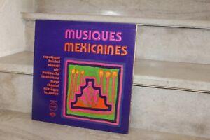 LP , vinyl. José Raul Hellmer -  musiques mexicaines