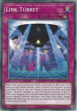 Yu-Gi-Oh: LINK TURRET - CYHO-EN070 - Common Card - 1st Edition