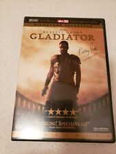 Gladiator Signature Selection   Russell Crowe   Dvd, 2000, 2-Disc Set  