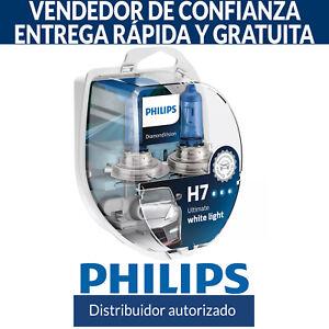 Philips Diamond Vision H7 Bombillas De Mejora De Faro 5000K (Pack Doble)