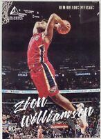 2019-20 Panini Chronicles Zion Williamson RC Luminance #143 Basketball NBA Mint