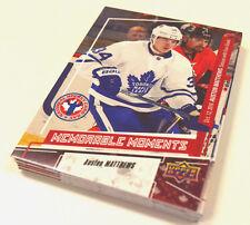 2017 Canadian National Hockey Card Day Complete Set - BONUS CARD AUSTON MATTHEWS