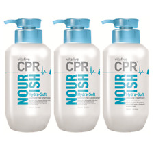 Vita 5 CPR Nourish Hydra-Soft Shampoo/Conditioner/Treatment 900ml( Vita Five)