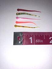 Ice Fishing Plastics-Baits, 25 pieces