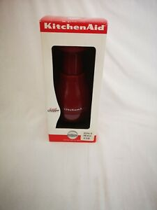KITCHEN AID Hand Held Food Chopper Red