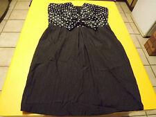 Brand New With Tag Jorge Strapless Sadie Mini Dress sz 12 RRP $89.95